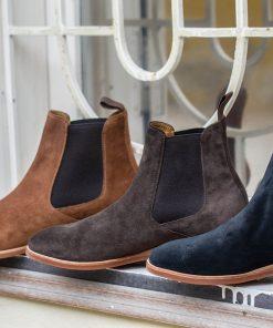 giày tây cổ cao nam