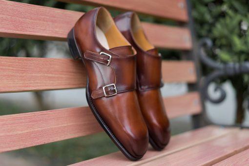mẫu giày tây nam có dây CNES