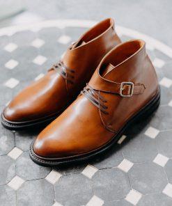 giày da cao cổ nam hà nội