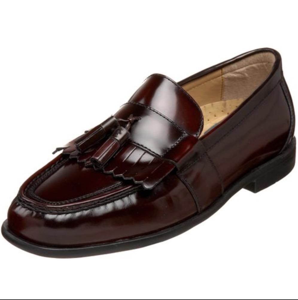 Giày Tassel Loafers